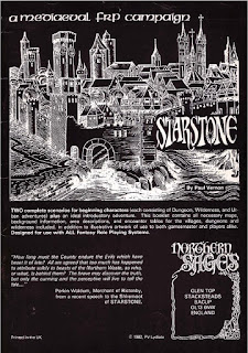 Starstone by Paul vernon Lydiate (Northern Sages, 1982)