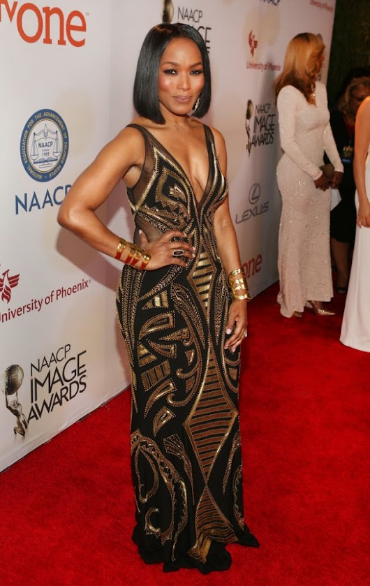 Fashion From The 46th Annual NAACP