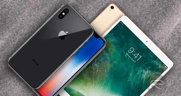 """Both iPhone X And iPad Pro Wins """"Display of the Year"""" Awards"""