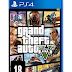 Grand Theft Auto V GTA jogo PS4 mídia digital original 1 PSN
