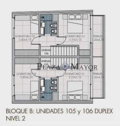 106 Duplex MLife Almeria