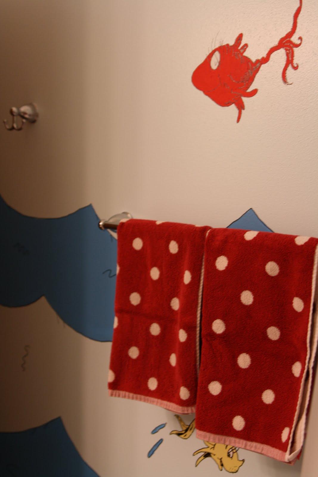 Decorating The Dorchester Way Dr Seuss Bathroom
