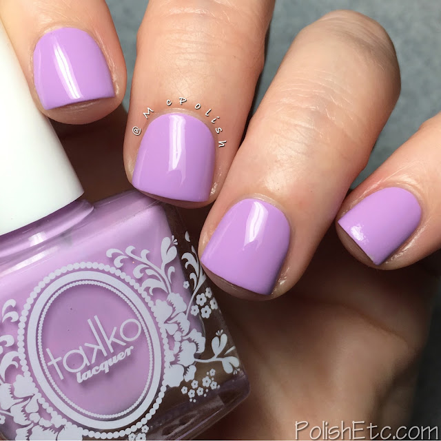 Takko Lacquer - Tea and Cakes - McPolish
