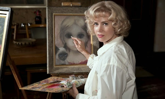 Le film à voir ce weekend : Big Eyes
