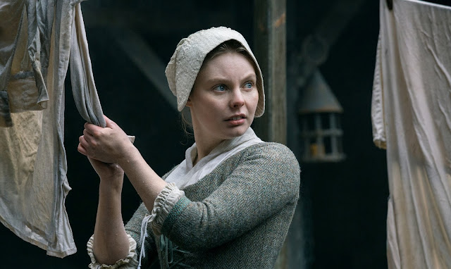 "Laoghaire en el 2x08 ""The Fox's Lair"" de 'Outlander'"