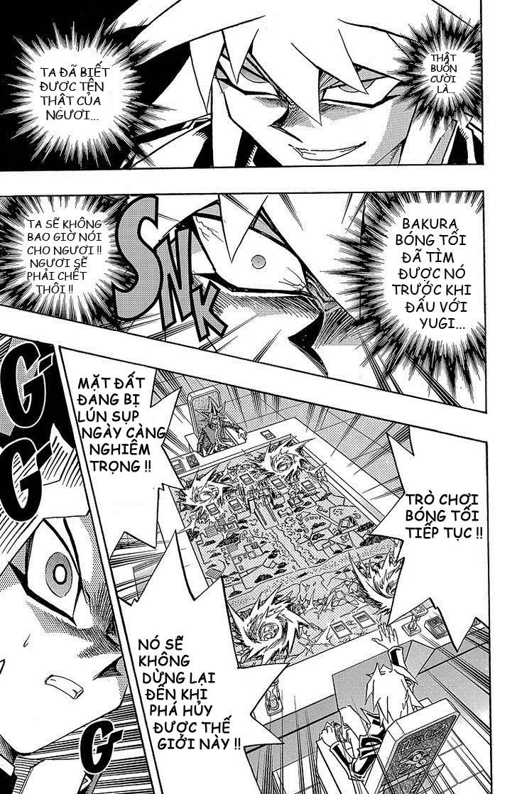 YUGI-OH! chap 328 - trận chiến cuối cùng trang 15