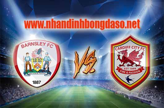 Nhận định bóng đá Barnsley vs Cardiff City, 02h45 ngày 05/04