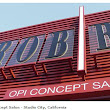 Rob B OPI Concept Salon Awarded Prestigious LEED® Green Building Certification
