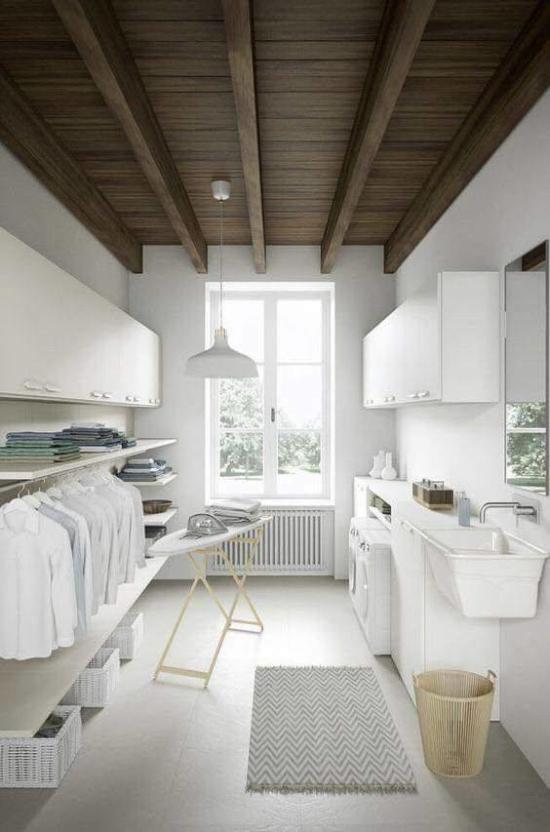 inspiratif ruang laundry untuk rumah minimalis