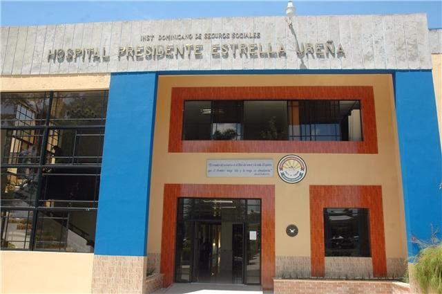Resultado de imagen para hospital Presidente Estrella Ureña santiago