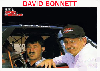 David Bonnett #12 Restore Plastikote BGN Neil Racing Champions 1/64 NASCAR diecast blog age