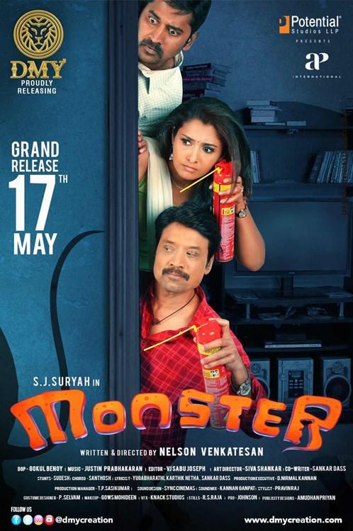 Review Filem Monster