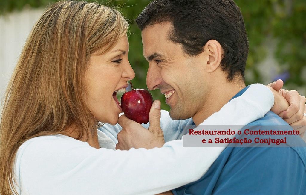 Restaurando o Contentamento e a Satisfação Conjugal