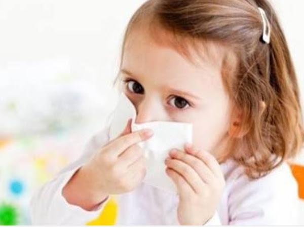 Begini Caranya agar Alergi Debu pada Anak tidak Kambuh Lagi