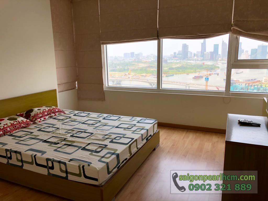 Căn hộ 88m2 cho thuê / bán Saigon Pearl Bình Thạnh full nội thất