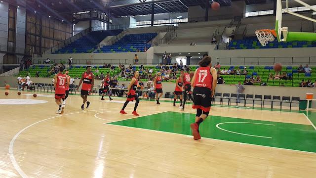 Flamengo enfrentou o Vasco em Deodoro pelo carioca [Time Flamengo/Divulgação]