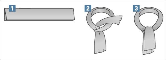 Modelos e dicas de como usar o cachecol