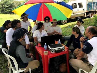 Parceria entre CPRM, USGS e ANA realiza Campanha Hidrológica nas Unidades Operacionais da CPRM