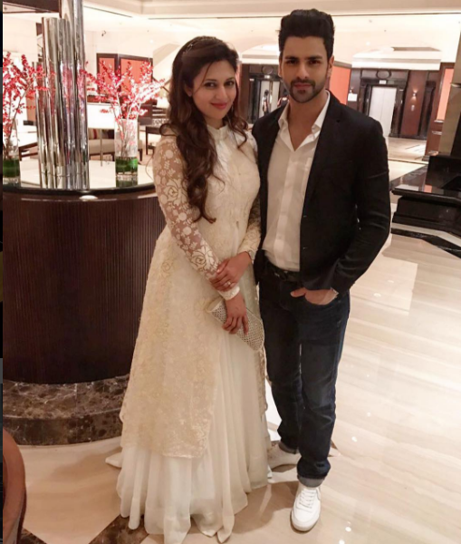 3a0e00c300b1b Divyanka Tripathi and Vivek got married earlier this year but the couple  was so busy with their shooting they didn't get time to go on their  honeymoon.