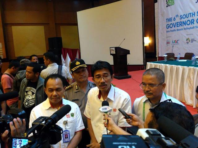 Diikuti 15 Negara, 92 atlet, Indonesia Target Juara