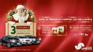 Promoção Shopping União Osasco Natal 2018 - Concorra 3 Carros Tiggo 2 Ganhe Panetone