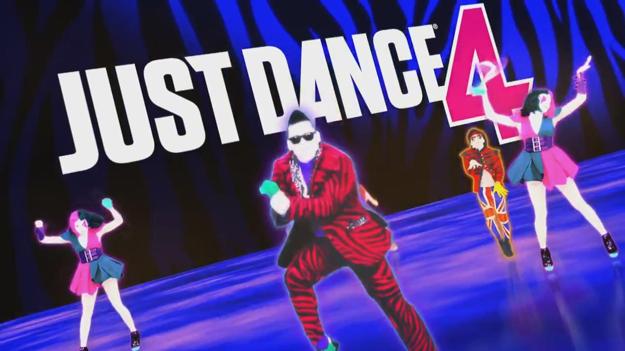 Game World Just Dance 4