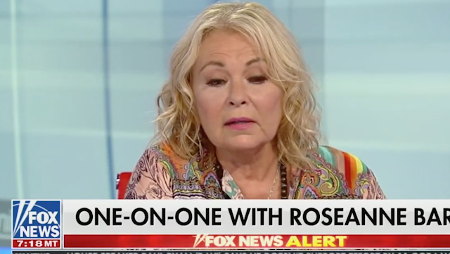 Roseanne disses Valerie Jarrett's looks immediately after apologizing for tweet