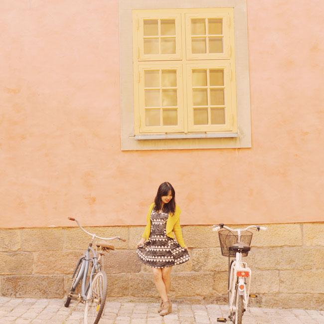 Best Stockholm Instagram Spots -  Gamla Stan alley