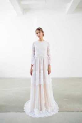 suknia ślubna z gołymi plecami