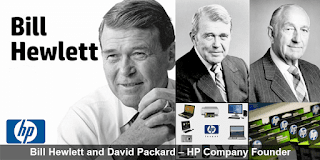Biography and profile of Bill Hewlett and David Packard – HP Company Founder (Hawlet-Packard)