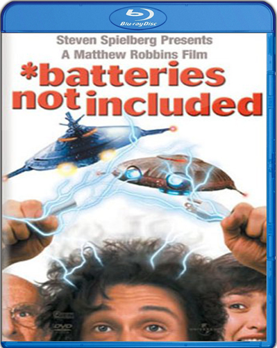 Batteries not Included [1987] [BD25] [Latino]