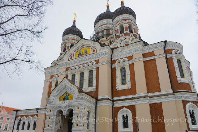 Tallinn, 愛沙尼亞, 塔林, St. Alexander Nevsky's Cathedral