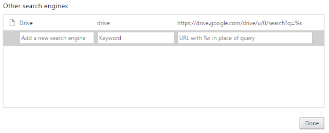Custom Search Engine for Your Google Drive