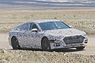 Grandi novità Audi A 7 Sportback 2017