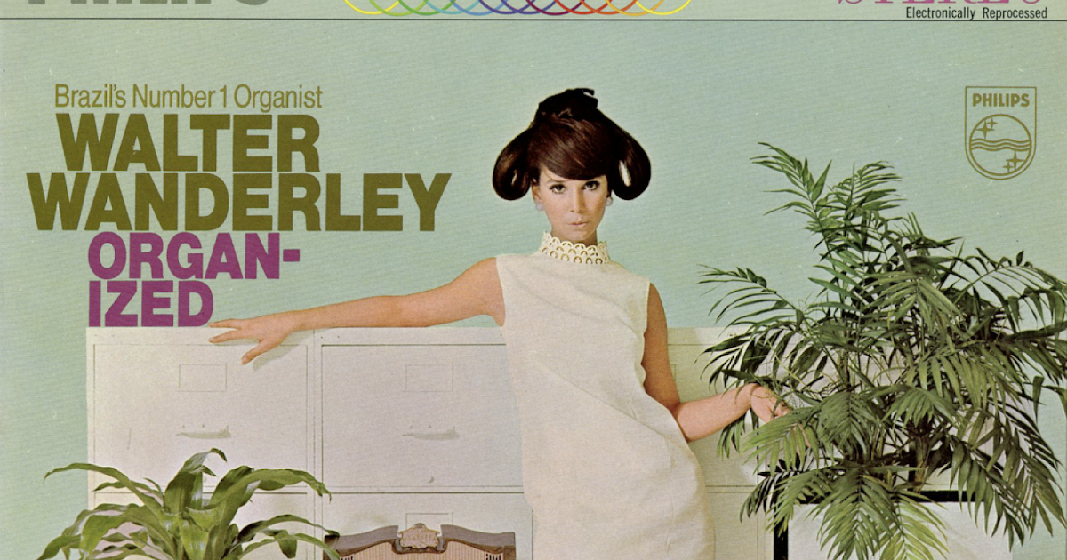Unearthed In The Atomic Attic Organ Ized Walter Wanderley
