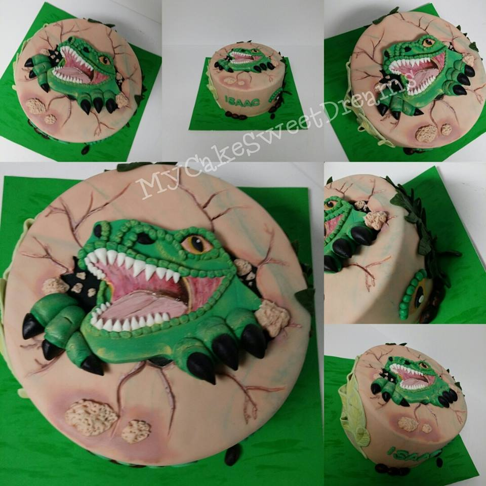 Remarkable T Rex Dinosaur Cake Ideas Home Decorating Ideas Interior Design Personalised Birthday Cards Paralily Jamesorg