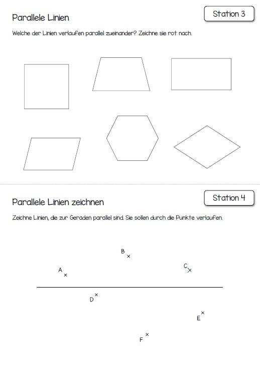 Wunderbar Linien Und Winkel Arbeitsblatt Ideen - Super Lehrer ...