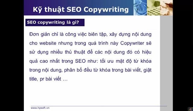seo - copywriting