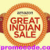 Amazon Sale: Shop Online for Great Indian Festival Sale Deals: 20th- 24th September