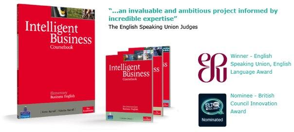 حمل Intelligent Business Course كورس انجليزى لمن يريد تعلم اللغة فى مجال العمل او الشركات مجانا