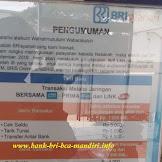 Update..!! Biaya Transaksi Tarik Tunai & Transfer Bank BRI Syariah