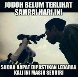 Foto lucu dan Gambar lucu DP BBM dan Meme Terbaru Jomblo Buka puasa lucu ramadhan terbaru