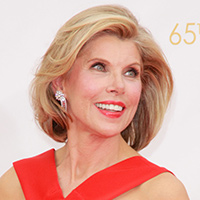 May 2—Christine Baranski