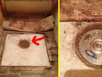Bersihkan Rumah, Tak Disangka Pria Ini Temukan Brankas Rahasia, Setelah Dibuka Sungguh Mengejutkan