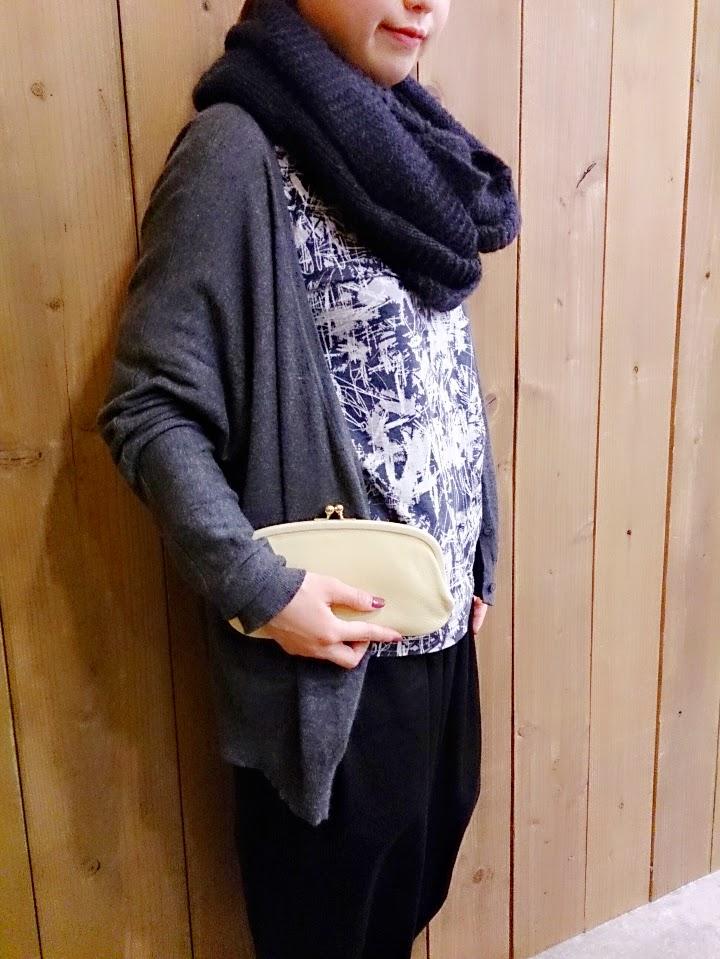 Stitchand Sew【ステッチアンドソー】がま口財布