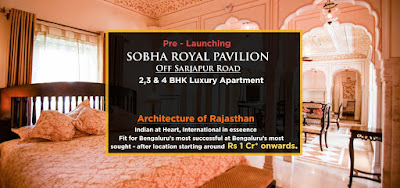 Sobha Royal Pavilion Contact