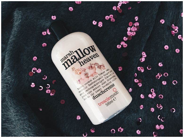 treaclemoon marshmallow heaven duschcreme, review