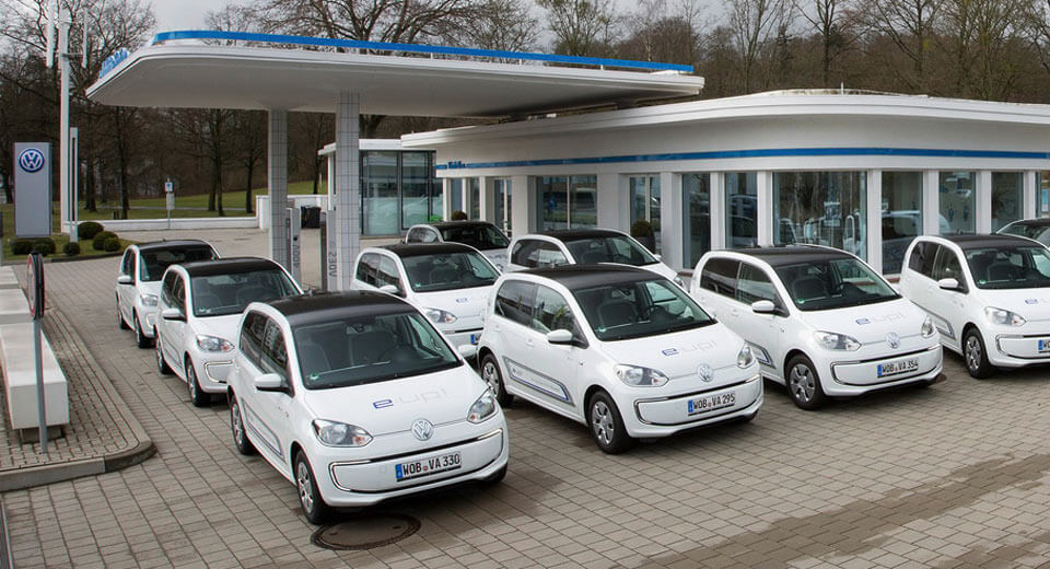 Volkswagen to Install 2800 EV Charging Stations Across US