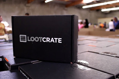 The She-Geeks Loot Crate Dream Crate