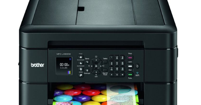Brother MFC-J480DW Series Driver Downloads | Printer Driver